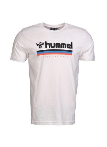 Hummel Erkek Tişört Willy 911051-9003 Beyaz